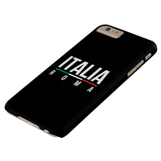 Roma Italia Barely There iPhone 6 Plus Case