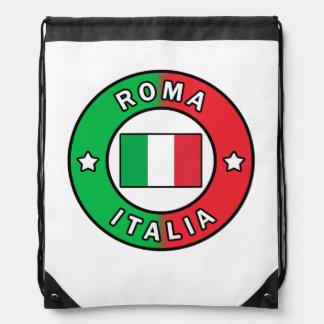 Roma Italia Drawstring Bag