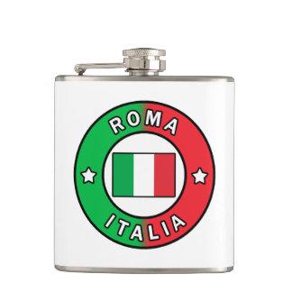 Roma Italia Hip Flask