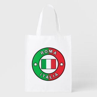 Roma Italia Reusable Grocery Bag