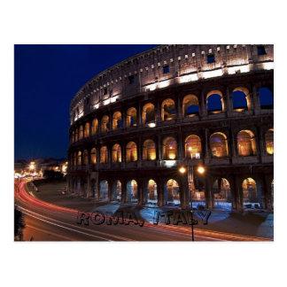 Roma, Italy Postcard