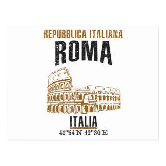 Roma Postcard