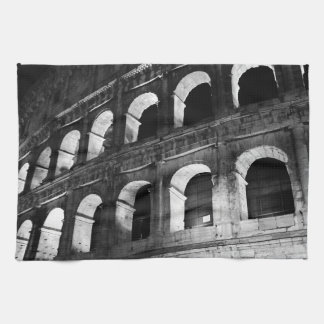 Roma Rome Italy Coliseum Colosseum Kitchen Towels