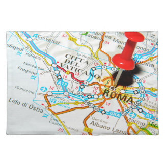Roma (Rome) Italy Placemat