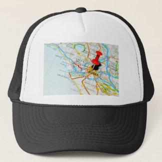 Roma (Rome) Italy Trucker Hat