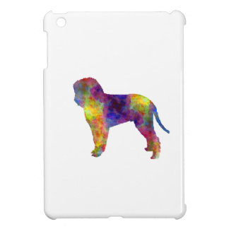 Romagna Water Dog in watercolor Cover For The iPad Mini