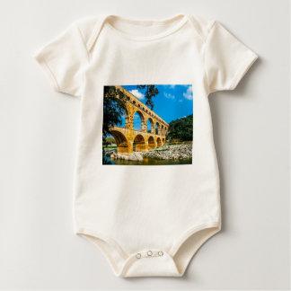 Roman Aquedct Baby Bodysuit