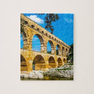 Roman Aquedct Jigsaw Puzzle