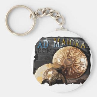 Roman Army - Legionary Basic Round Button Keychain