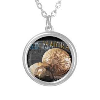 Roman Army - Legionary Silver Plated Necklace