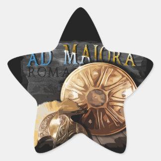 Roman Army - Legionary Star Sticker