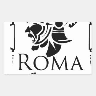 Roman Army - Legionary with Gladio Sticker