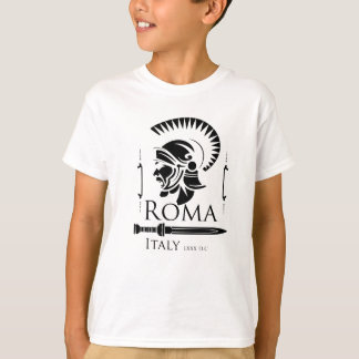 Roman Army - Legionary with Gladio T-Shirt
