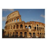 Roman Art. The Colosseum or Flavian 4 Posters