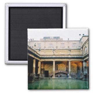 roman baths magnet