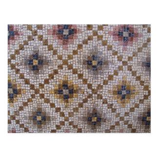 Roman Byzantine Antakya Mosaics Postcard