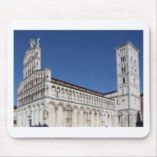 Roman Catholic basilica church Mouse Pad