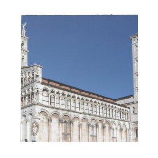Roman Catholic basilica church Notepads