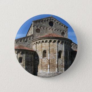 Roman Catholic basilica church San Pietro Apostolo 2 Inch Round Button