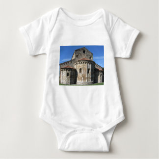 Roman Catholic basilica church San Pietro Apostolo Baby Bodysuit