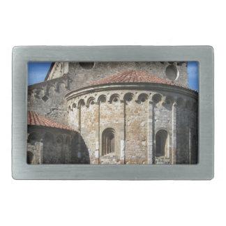 Roman Catholic basilica church San Pietro Apostolo Belt Buckle