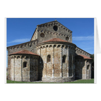 Roman Catholic basilica church San Pietro Apostolo Card
