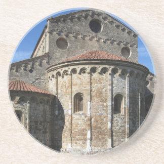 Roman Catholic basilica church San Pietro Apostolo Coaster