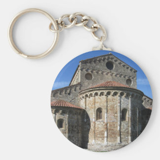 Roman Catholic basilica church San Pietro Apostolo Keychain