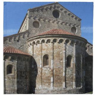 Roman Catholic basilica church San Pietro Apostolo Napkin