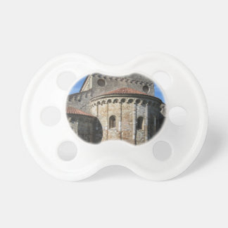 Roman Catholic basilica church San Pietro Apostolo Pacifier