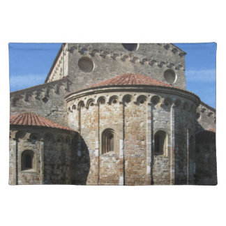 Roman Catholic basilica church San Pietro Apostolo Placemat
