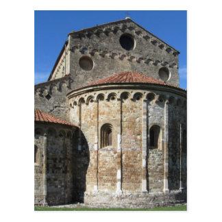 Roman Catholic basilica church San Pietro Apostolo Postcard