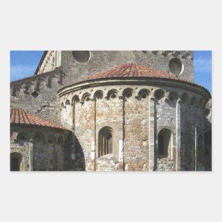 Roman Catholic basilica church San Pietro Apostolo Sticker