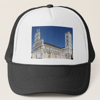 Roman Catholic basilica church Trucker Hat