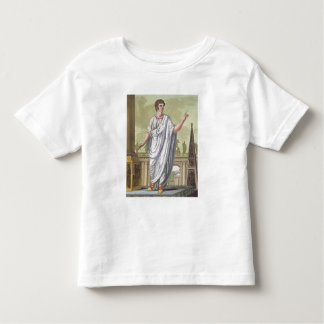 Roman Citizen Claiming Employment, from 'L'Antica Toddler T-shirt