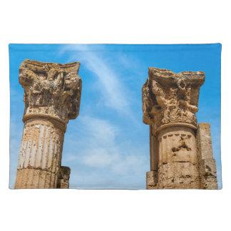 Roman City Ruins Placemat
