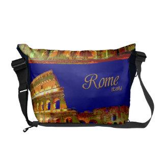 Roman Coliseum Commuter Bag