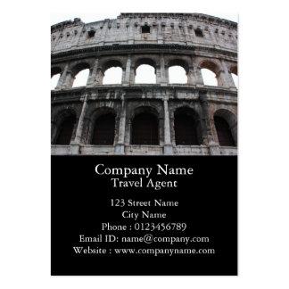 Roman Colosseum Business Card Templates