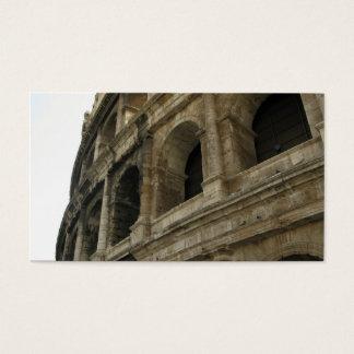 Roman Colosseum, Business Cards