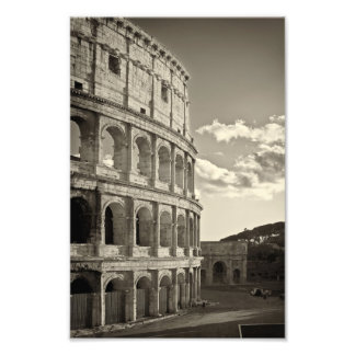 Roman Colosseum Print Photo Print