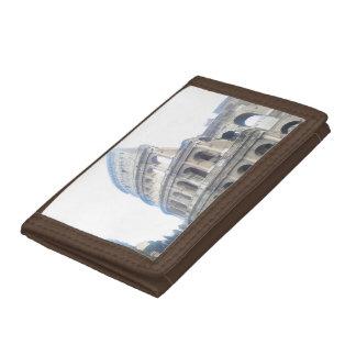 Roman Colosseum - Roman Holiday Wallet