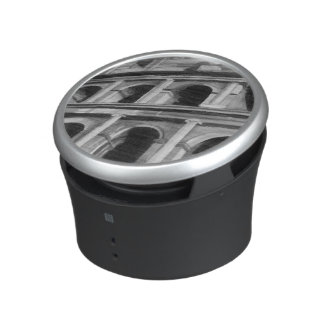 Roman Colosseum with Architectural Drawings Bluetooth Speaker