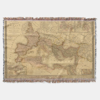 Roman Empire 2 Throw Blanket