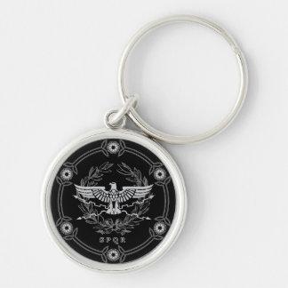 Roman Empire Emblem Keychain