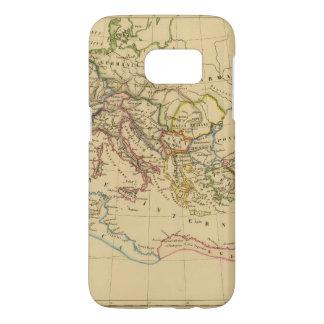 Roman Empire under Constantine and Trajan Samsung Galaxy S7 Case