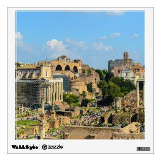 Roman Forum in Rome Wall Sticker