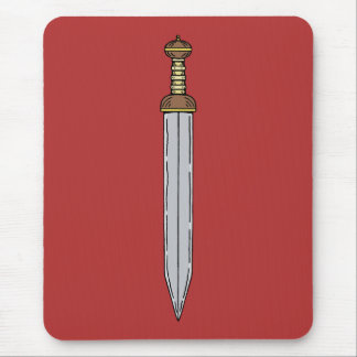 Roman Gladius Mouse Pad