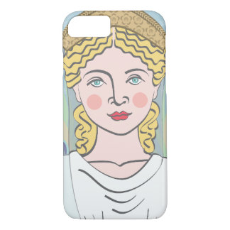 Roman Goddess Juno Matryoshka Case