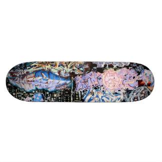 Roman Graffiti Skateboards