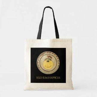 Roman Happy Face Bag